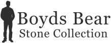 Boyds Bear Stone Collection